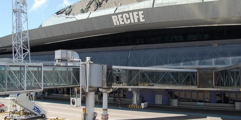 o Recife segue na liderança, com previsão de 185 voos diários