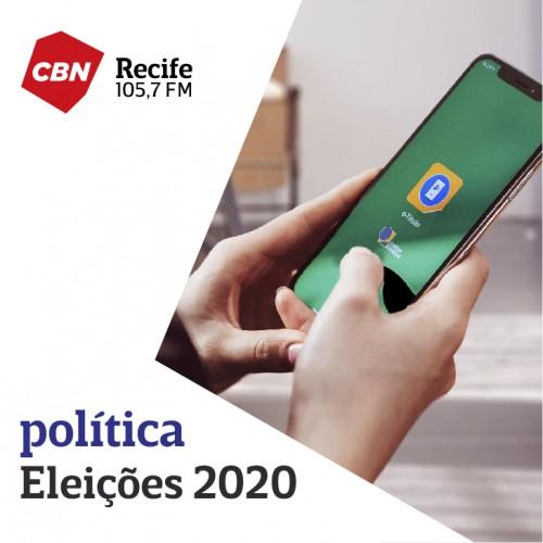 CBN Recife Eleições 2020