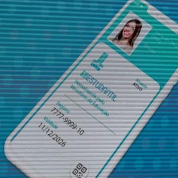 Identidade estudantil digital gratuita pode ser emitida até este domingo (16)
