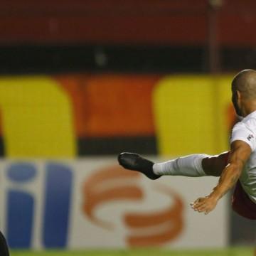 Sport e Bragantino empatam no fechamento da 36ª rodada do Brasileiro