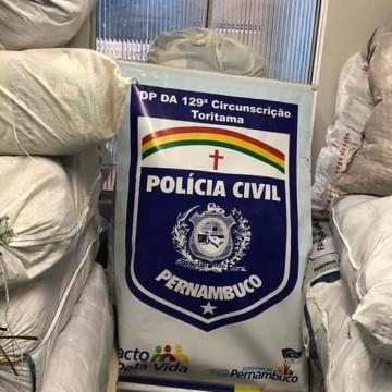Empresário de Riacho das Almas é preso na operação Sob Medida suspeito de compra de cargas de tecido roubadas