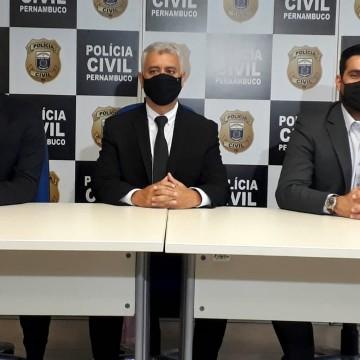 Polícia de PE cumpre 23 mandados de prisão em 6 estados e bloqueia R$ 514 milhões