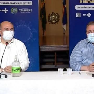 PE determina isolamento social mais rígido no Sertão, devido ao avanço da Covid-19