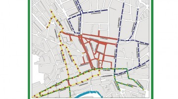 Confira as mudanças nas paradas de ônibus, táxi e mototáxi para o Carnaval Caruaru Cultural 2020