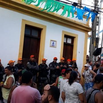 Mais de vinte pessoas são detidas após operação nas prévias de Olinda
