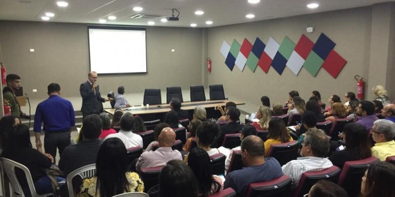 O evento realizado pela tribuna regional do trabalho da sexta região aborda sobre o crescimento de doenças como depressão, estresse, ansiedade, entre outras