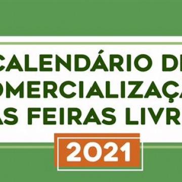 Prefeitura de Caruaru divulga calendário das feiras livres em 2021
