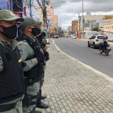 Comandante do 4º BPM faz balanço da operação quarentena em Caruaru e Bezerros