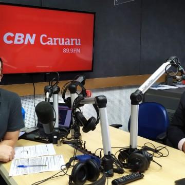 Panorama CBN: Análise da primeira pesquisa de intenção de voto em Caruaru