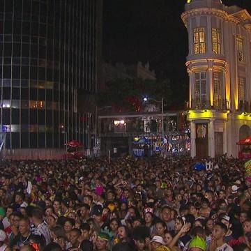 Carnaval do Recife já bate recorde de público em 2020