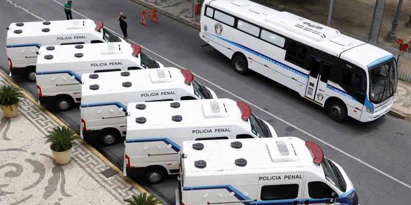 As unidades serão utilizadas para transporte de reeducandos à audiências judiciais e na transferência entre estabelecimentos penais