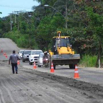 Programa Caminhos de Pernambuco investe 154,5 milhões na Região Metropolitana do Recife e no acesso às praias