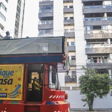 Dia dos Pais é celebrado no Recife com Frevioca circulando pelas ruas