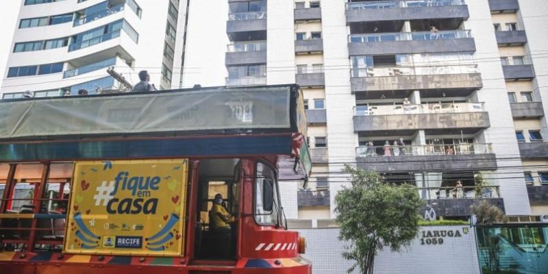 De acordo com o Presidente da Fundação de Cultura do Recife, Diego Rocha, a Frevioca nas ruas é importante para garantir que o recifense não deixe de celebrar as tradições culturais