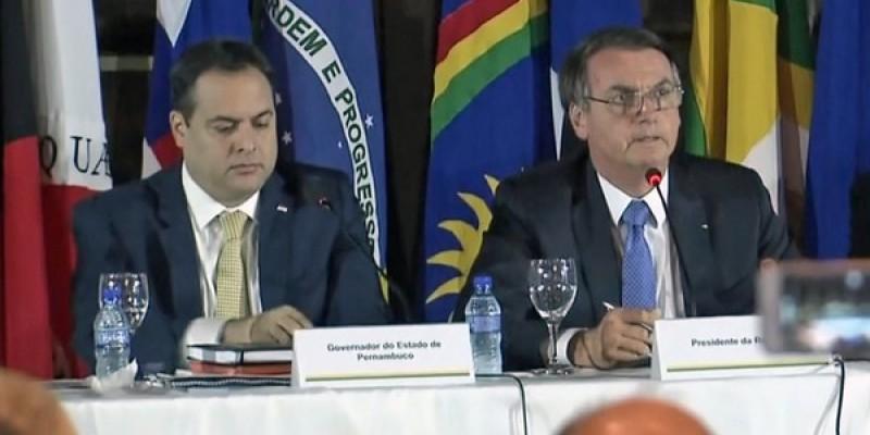 A troca de farpas entre Câmara e Bolsonaro começou depois que o presidente compartilhou um vídeo no Twitter, no qual o apresentador da Rede TV! Sikêra Jr