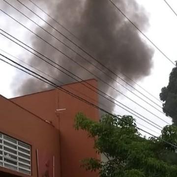 Incêndio atinge Centro de Informática da Universidade Federal de Pernambuco