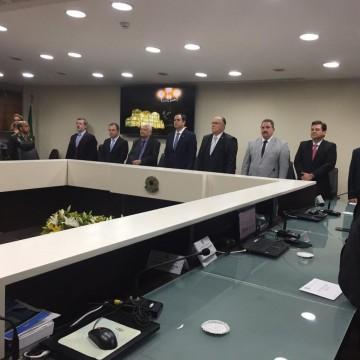 Toma posse a nova mesa diretora do TRE-PE, que estará nas eleições municipais de 2020