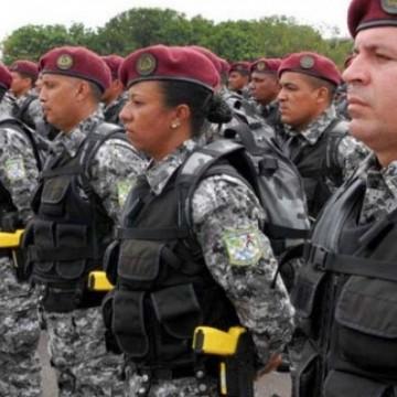 Força Nacional fica até em agosto em Paulista