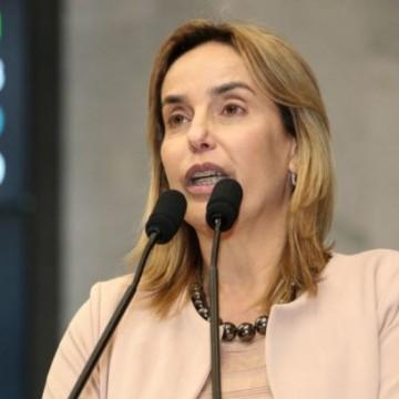 Alessandra Vieira diz que PSDB trabalha internamente na escolha do melhor nome para oposição ao governo do estado