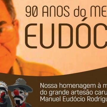 Prefeitura de Caruaru faz homenagem aos 90 anos do saudoso Mestre Manuel Eudócio