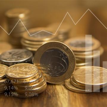 O crescimentoe a inflação na economia brasileira