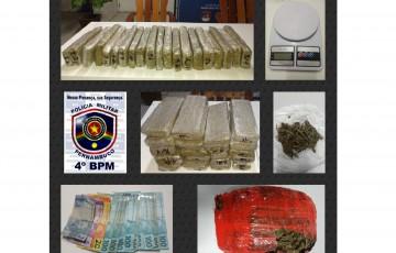 Mulher é presa por tráfico de drogas na Capital do Agreste