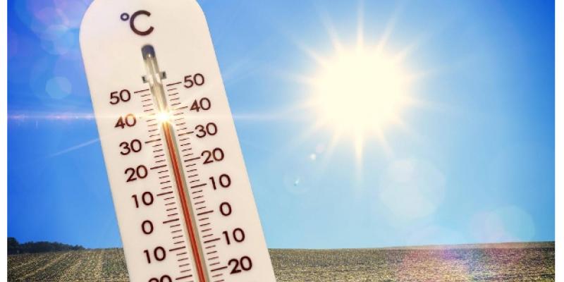 A tendência é que a temperatura possa aumentar ainda mais