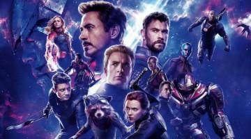 'Vingadores' ultrapassa 'Avatar' e bate recorde de maior bilheteria da história