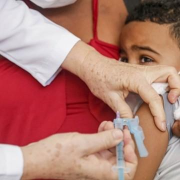 Vacinação contra a gripe para grupos prioritários é prorrogada até 8 de agosto no Recife