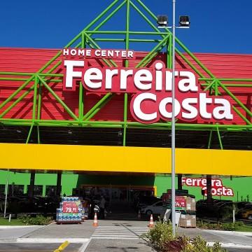 Home Center Ferreira Costa oferta vagas de emprego em Caruaru
