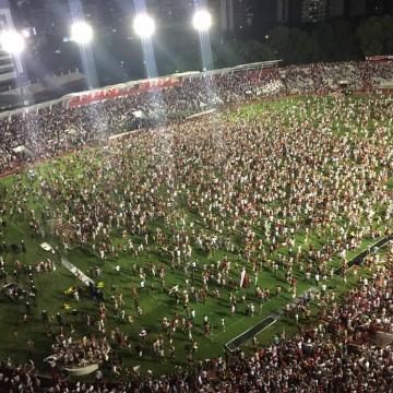 Sampaio Corrêa tenta interdição dos Aflitos no STJD