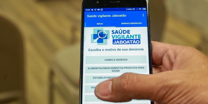 Mecanismo integra ao aplicativo Saúde Vigilante, que permite o contato direto com a equipe técnica de vigilância epidemiológica