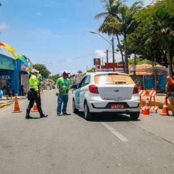 Trânsito volta ao normal em Olinda nesta quarta-feira (26)