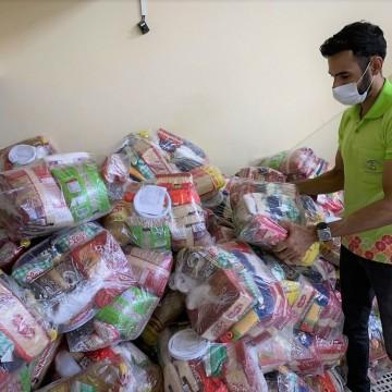 Sesc promove entrega de cestas básicas em Pernambuco