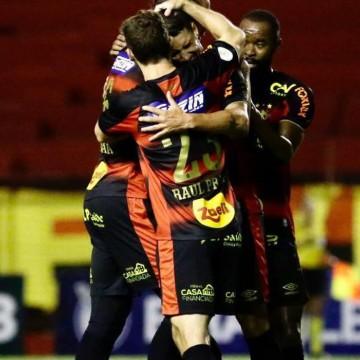 Sport vence o Fortaleza na 28ª rodada da Série A do Brasileirão
