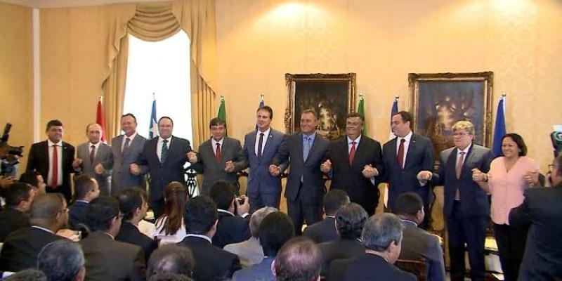 Governadores da região apresentaram os potenciais de investimentos dos estados nordestinos aos representantes da França, Itália e Alemanha