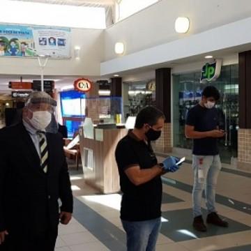 Shopping Costa Doura é autorizado a reabrir nesta segunda-feira
