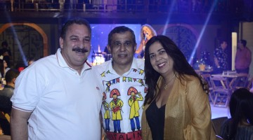 Presidente de Alepe e prefeita de Cumaru prestigiam evento em Caruaru