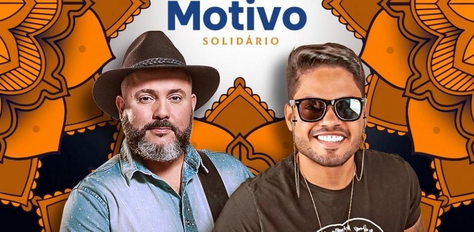 Live com Geraldinho Lins e Helton Lima