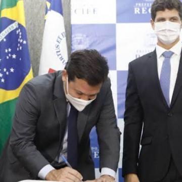 Mesmo diante do cenário de Pandemia Recife fecha ano de 2020 com R$ 123 milhões em caixa