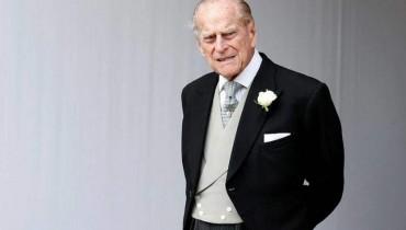 Morre príncipe Philip, marido da rainha Elizabeth II
