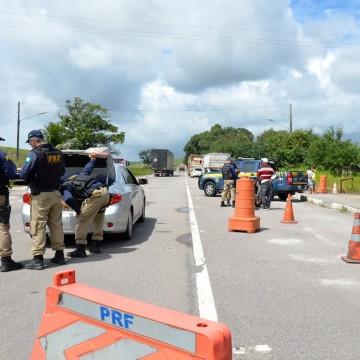 Feriado de Réveillon termina com saldo de 83 acidentes em Pernambuco, segundo PRF