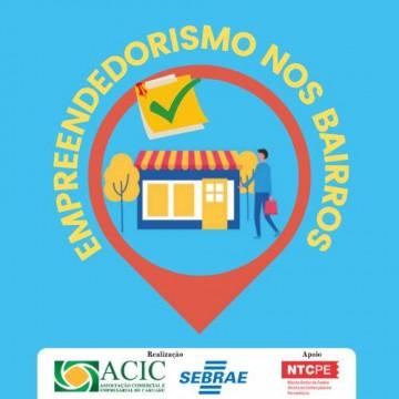 Acic e Sebrae lançam projeto de apoio ao empreendedorismo nos bairros com consultorias gratuitas