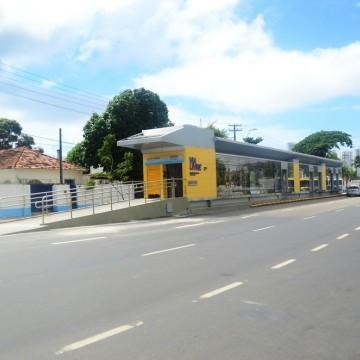 um mês depois, estação BRT Tacaruna volta a funcionar