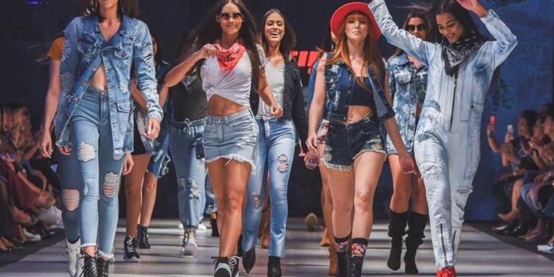 O evento em ambiente virtual vai contar com desfiles, palestras e debates reunindo grandes nomes do atual cenário da moda brasileira