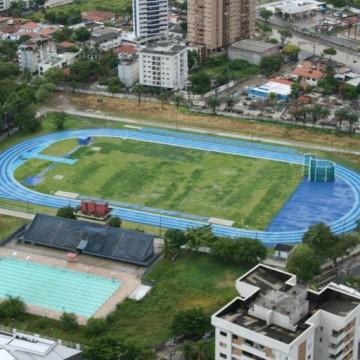 Parque aquático desportivo do Centro Esportivo Santos Dumont é inaugurado