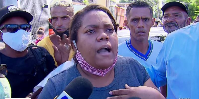 'Ela não demonstrou arrependimento nenhum', disse Mirtes Souza, mãe de Miguel Otávio, ao sair da delegacia onde a ex-patroa prestou depoimento, na manhã desta segunda (29)