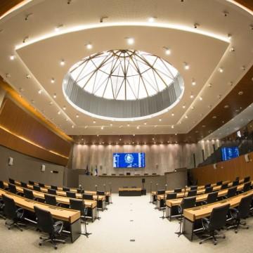 Atividades legislativas são retomadas nesta segunda-feira (03)