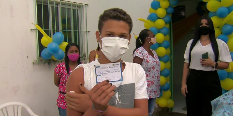 Os grupos  irão receber a dose única do imunizante da Janssen