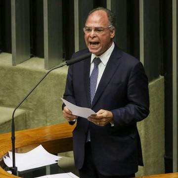 Senado vai à Justiça contra invasão pela PF do gabinete do senador Fernando Bezerra